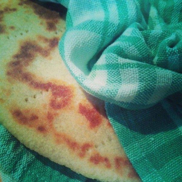 Kesra galette Algérienne